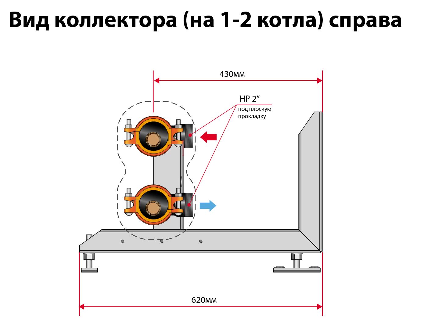 Каскад коллекторной стабилизации схема