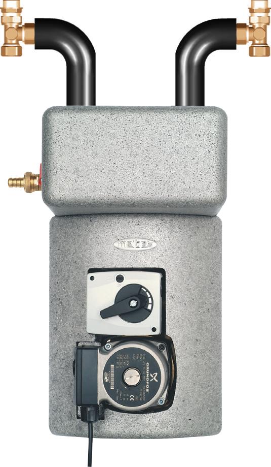 Насосная группа для теплого пола с теплообменником Уплотнения теплообменника Этра ЭТ-300 Азов