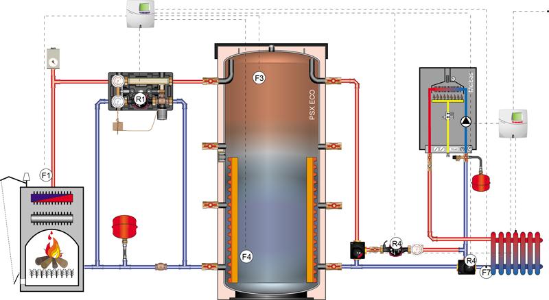Электробойлер отопление своими руками 86